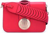 Salvatore Ferragamo cut out shoulder bag - women - Calf Leather - One Size