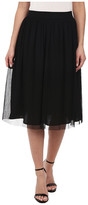 BCBGeneration Midi Skirt with Elastic