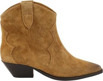 Isabel Marant Dewina heeled ankle boots