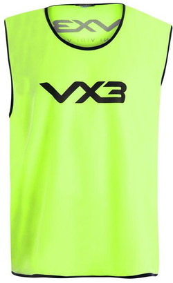 Vx 3 VX-3 Hi Viz Mesh Training Bibs Youths
