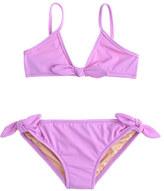 J.Crew Girls' bow bikini set