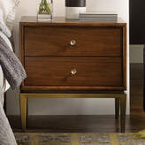 Hooker Furniture Studio 7H 2 Drawer Nightstand