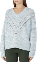 Reiss Lanette Marled Sweater