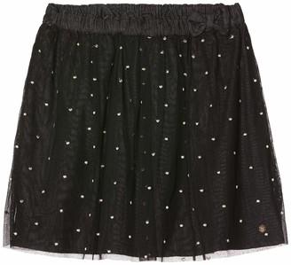 Ikks Junior Girl's Jupe Nud Tulle Skirt