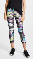 Terez Multi Camo Tall Band Capri Leggings