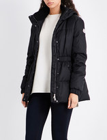 Moncler Fatsia quilted shell jakcket