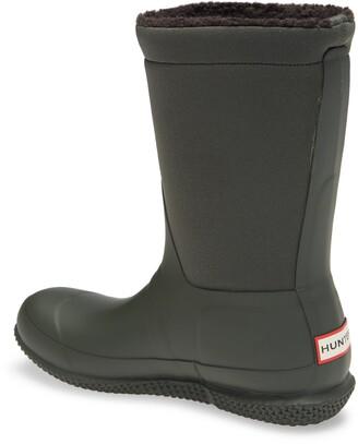 Hunter Original Insulated Slipper Boot