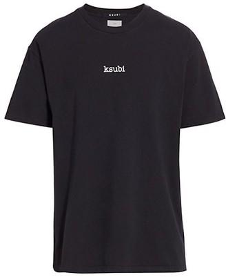 Ksubi Bright Dream Biggie Logo T-Shirt