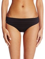 Kenneth Cole New York Women's Strappy Hour Sash Bikini Bottom