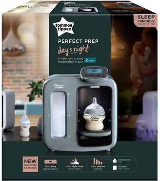 Tommee Tippee Perfect Prep Day and Night - Grey