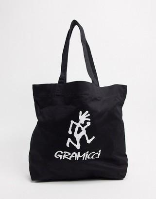 Gramicci tote bag in black