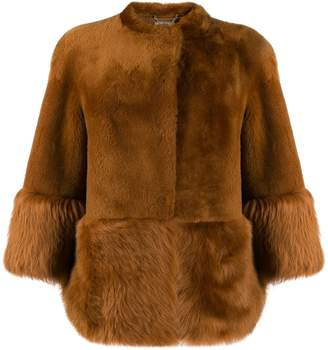 Desa 1972 collarless jacket
