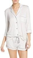 PJ Salvage Women's Stretch Modal Short Pajamas