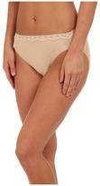 Jockey No Panty Line Promise Tactel Lace Bikini Women's Underwear