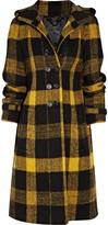 Burberry Prorsum Plaid wool coat