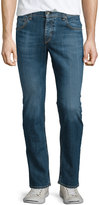 Rag & Bone Standard Issue Fit 2 Mid-Rise Relaxed Slim-Fit Jeans, Paz