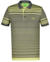 Hugo Boss Paddy Modern Fit, Mercerized Cotton Polo L Green