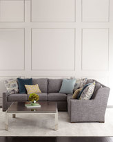 Massoud Augustine Right-Arm Sectional Sofa