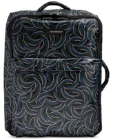 "Vera Bradley 26"" Printed Foldable Rolling Suitcase"