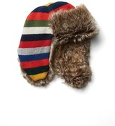 Gap Crazy stripe trapper hat