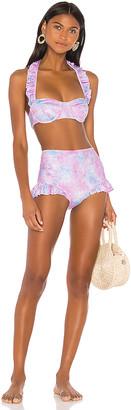 LoveShackFancy Kimberly Bikini Set