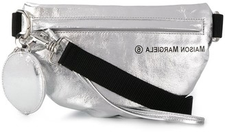 MM6 MAISON MARGIELA logo print belt bag
