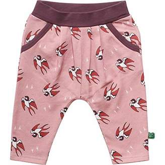 Green Cotton Fred's World by Baby Girls' Bird Pants Trouser,36 (Size: )