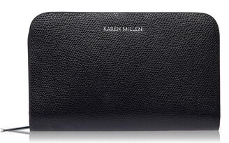 Karen Millen Abbey Mini Ziparound Purse