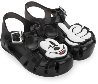 Mini Melissa Baby's & Girl's Melissa Mickey Mouse Jelly Mary Jane Flats