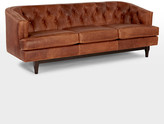 Rejuvenation Monrowe Leather Sofa