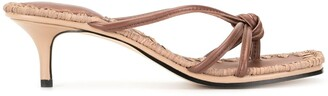 Mara & Mine Azeline open-toe sandals
