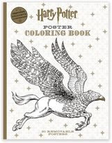 Scholastic Harry Potter Poster Coloring Book