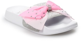 Jo-Jo JoJo Siwa Mermaid Girls' Slide Sandals