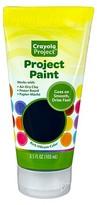 Crayola Projects Paint, 3oz - Black