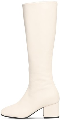 Marni 60mm Leather Tall Boots
