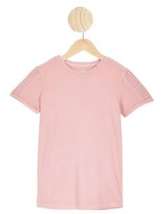 Cotton On Little Boys The Cruz Short Sleeve Long Line T-Shirt