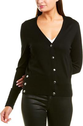Michael Kors Collection Wool Cardigan