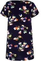 Yumi Tulip Print Shift Dress