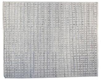 F.J. Kashanian 12'x15' Brooklyn Rug - Ivory/Light Blue