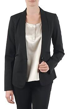 La City FIDELIS women's Jacket in Black