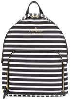 Kate Spade striped backpack