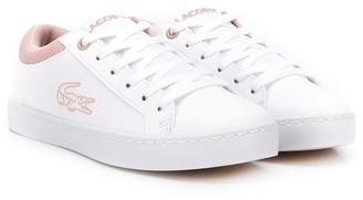 Lacoste Kids low-top sneakers