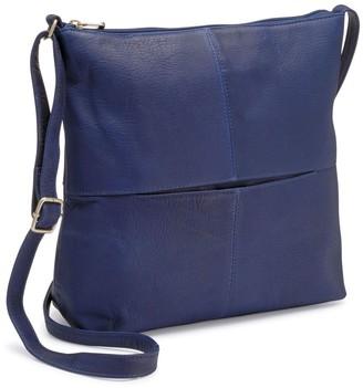 Le Donne Leather Lumin Crossbody Bag