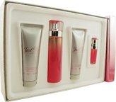 Paris Hilton Just Me By For Women. Set-eau De Parfum Spray 3.4-Ounces & Body Lotion 3-Ounces & Shower Gel 3-Ounces & Eau De Parfum Spray .25-Ounces Mini