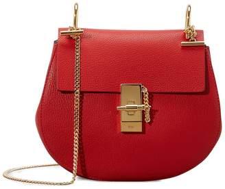 Chloé Drew grain lamskin Shoulder Bag