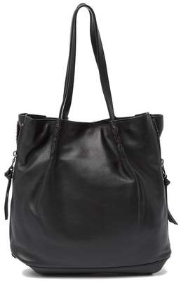 Kooba Bodhi Expandable Leather Tote