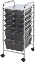 Asstd National Brand 6-Drawer Storage Cart