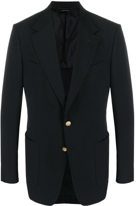 Tom Ford Tailored Single-Breasted Suit Jacket