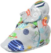 Zutano Space Kiddet Bootie (Baby) - Gray - 12 Months