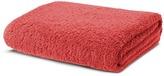 Abyss Super Pile bath sheet - Cayenne